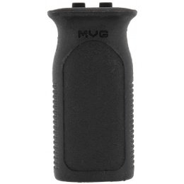 AMA Tactical MAP Style MGV Front Grip - BLACK