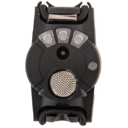 AMA Tactical Polymer Blast Gauge - BLACK