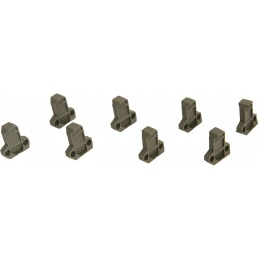 AMA Tactical Bungee Pull Tabs - FOLIAGE GREEN