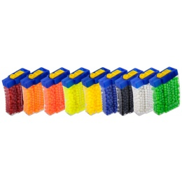 AMA Airsoft Plastic Magazine Style 500 Rounds 0.12g BBs - 24 PACK