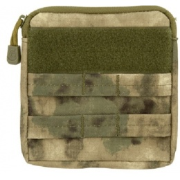 Lancer Tactical Airsoft MOLLE Admin Medical EMT Pouch - AT-FG