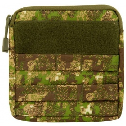 Lancer Tactical Airsoft MOLLE Admin Medical EMT Pouch - PC GREEN