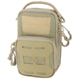 Maxpedition Nylon DEP Daily Essentials Tactical Pouch - TAN