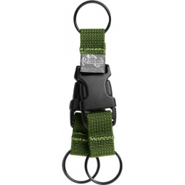 Maxpedition Tritium High Quality Nylon Key Ring - OLIVE DRAB GREEN