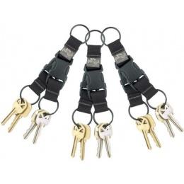 Maxpedition Tritium High Quality Nylon Key Ring - KHAKI