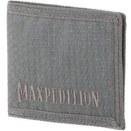 Maxpedition BFW Triple Nylon Slim Bi-Fold Wallet - GRAY