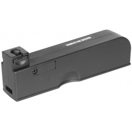 CYMA Airsoft Tactical VSR-10 55 Round Magazine - BLACK