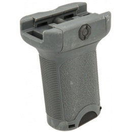 AMA Tactical BR Style Airsoft Short Force Grip - GRAY