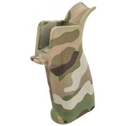 AMA Tactical M4 BR Style Compact AEG Pistol Grip - CAMO