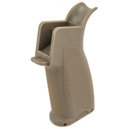 AMA Tactical M4 BR Style Compact AEG Pistol Grip - DARK EARTH