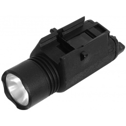 J-Rich 80 Lumen Xenon M3 High Powered RIS Gun-Mounted Flashlight