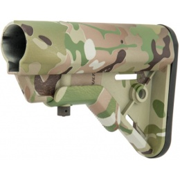 AMA Tactical BR SOP MOD Polymer Replacement Stock - CAMO
