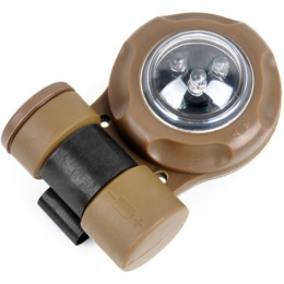 Element Light VIP Light IR SEALS Version - DARK EARTH