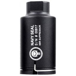Element NOV M4 Mini Version Flash Hider Navy Seal - BLACK