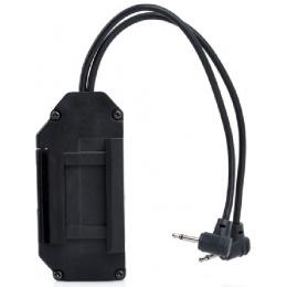AMA Double Remote Control - BLACK