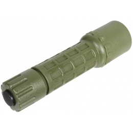 J-Rich Xenon G300 PolyMax Polymer 80 Lumen Tactical Flashlight - OD