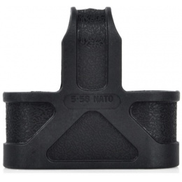 Element Replacement 5.56 NATO Magazine Rubber Pull For M4 - BLACK