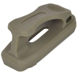Element Magazine Ranger Floorplate For M4 Pmag - FOLIAGE GREEN