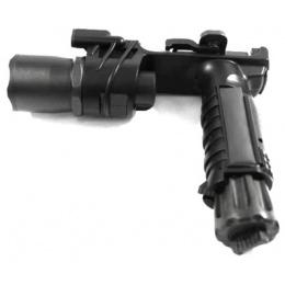 J-Rich Xenon G900 220 Lumen Flashlight w/ 2 Integrated LED Nav Lights