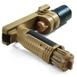 J-Rich Xenon G900 220 Lumen Foregrip Flashlight w/ Nav Lights