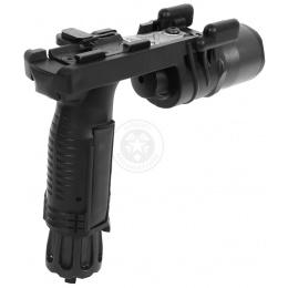 J-Rich 160 Lumen G900 Foregrip LED Flashlight w/ 2 Nav Lights