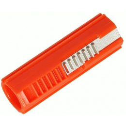 Element Multi-Steel Full Teeth Piston - ORANGE