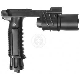 J-Rich Xenon G910 220 Lumen Flashlight w/ 2 Integrated LED Nav Lights