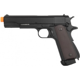 Lancer Tactical CO2 Blowback M1911 Airsoft Pistol
