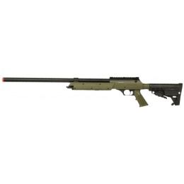 WellFire MB13D APS SR-2 Metal Airsoft Sniper Rifle - OLIVE DRAB