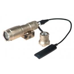 Element X300V LED Strobe Light - DARK EARTH