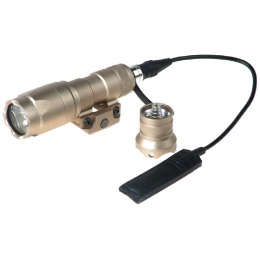Element M300A Mini Scout LED Light - DARK EARTH