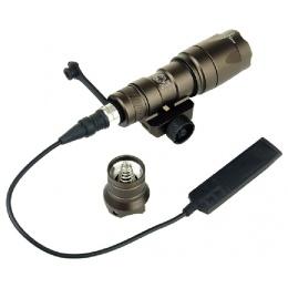 Element M300A Mini Scout LED Light - GRAY