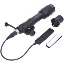Night Evolution M600C Scoutlight LED Full Version - BLACK