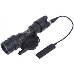 Night Evolution M952V LED 200 Lumens Weaponlight - BLACK