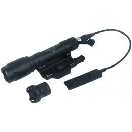 Night Evolution M620C Scoutlight LED Full Version - BLACK