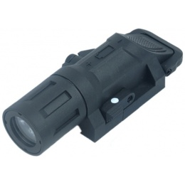 Night Evolution Inforce Weapon Mounted Light - BLACK
