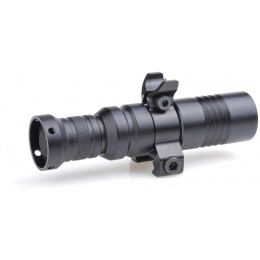 Night Evolution Fore Sight Compact Precision Light - BLACK