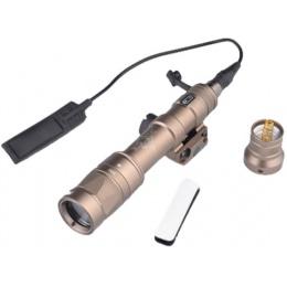 Night Evolution M600W Scoutlight LED Full Version - DARK EARTH