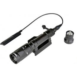 Night Evolution M620W Scoutlight LED Full Version - BLACK