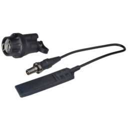 Night Evolution Sl07 Scout Compact Dual Switch - BLACK