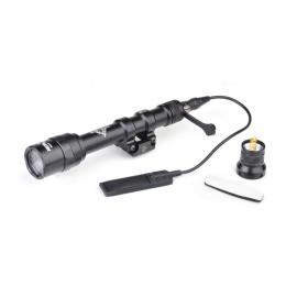 Night Evolution M600A Mini Scout Vision Light - BLACK