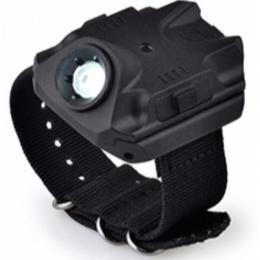 Night Evolution Variable-Output LED Wristlight - BLACK