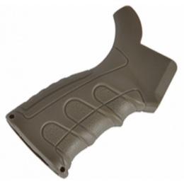 Element G16 M4/M16 AEG Slim Airsoft Pistol Grip - DARK EARTH