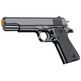 UK Arms Spring Powered Airsoft P2003A Pistol - BLACK