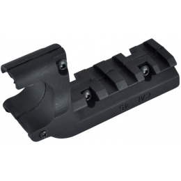AMA Tactical Airsoft Polymer M1911 Mount Part - BLACK