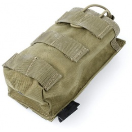 AMA Tactical Airsoft MOLLE Universal Magazine Pouch - TAN