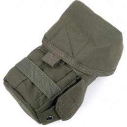 AMA Tactical Airsoft Universal Padded Pouch - RANGER GREEN