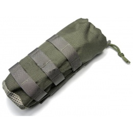 AMA Mesh 1000D MOLLE Bottle Carrier - RANGER GREEN