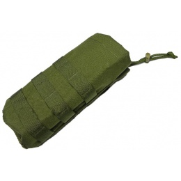 AMA Mesh 1000D MOLLE Bottle Carrier - OD GREEN