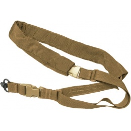 AMA High Density Nylon Single Point Sling - KHAKI